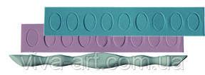 Пилочка наждачна для кутикули 10 смужок * 9 шт.15 см, KIEHL, НІМЕЧЧИНА