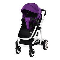 Коляска прогулочная 2 в 1 CARRELLO Fortuna CRL-9001 Purple