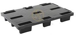 Паллета сплошная на ножках SF800L2/P 1200*800*155 мм