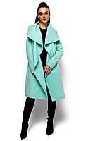 Кашемірове ментолове пальто-кардиган Miller (S, M)