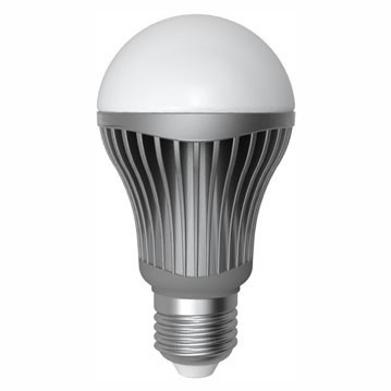 Светодиодная лампа Electrum A-LS-1699 A60 9W E27 4000K LS-21 Код.55303