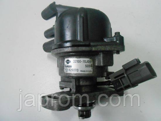 Распределитель (Трамблер) зажигания Nissan Primera 10 SR 20 моноинжектор 22100-70J00