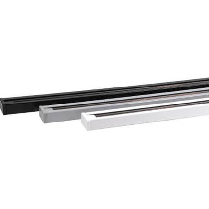 Трековый шинопровод Horoz для LED светильника черный 1м Код.57129, фото 2