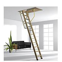 Лестница чердачная Roto Norm 8/3 ISO - RC 120 х 60 см