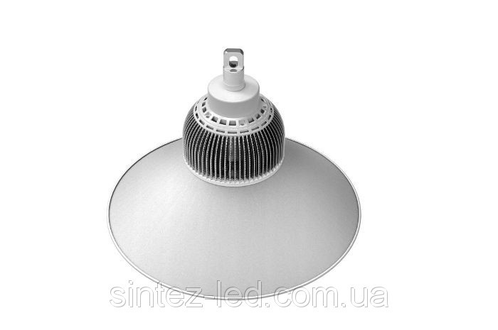 Светодиодный производственный светильник купольный Ledmax 100W подвесной Код.57634