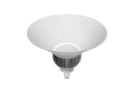 Светодиодный производственный светильник купольный Ledmax 100W подвесной Код.57634, фото 2
