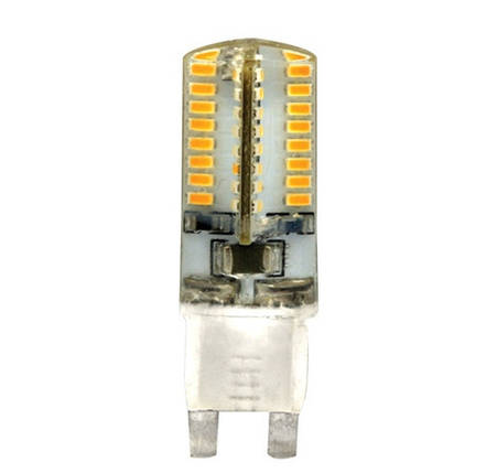 Светодиодная лампа Feron LB-421 G9  3W 4000K 230V Код.57996, фото 2
