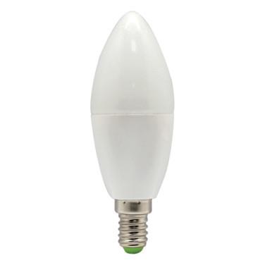 Светодиодная лампа Feron LB-97 C37 E14  7W 2700K 230V Код.57999