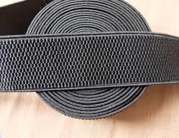 Резинка декоративная узкая, 4 - 7,5 см