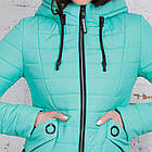 Весенняя куртка от производителя для женщин - весна 2018 - (кт-223), фото 4
