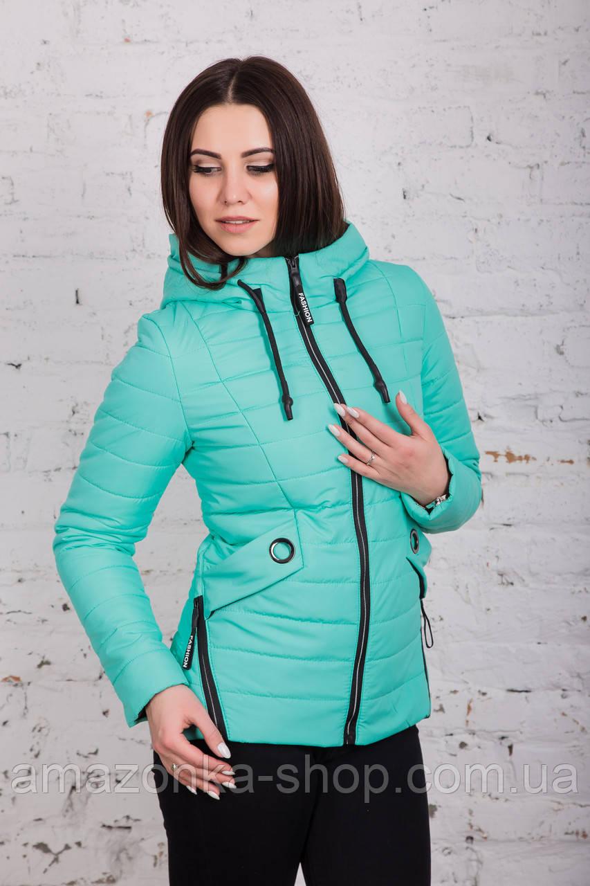 Весенняя куртка от производителя для женщин - весна 2018 - (кт-223)