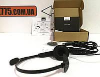 Профессиональная USB гарнитура Jabra Biz 620 Mono OC Global для call центра (Новая)