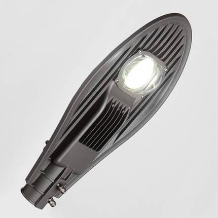 Светодиодный уличный консольный светильник SL30 30W 6500K Код.58495, фото 2