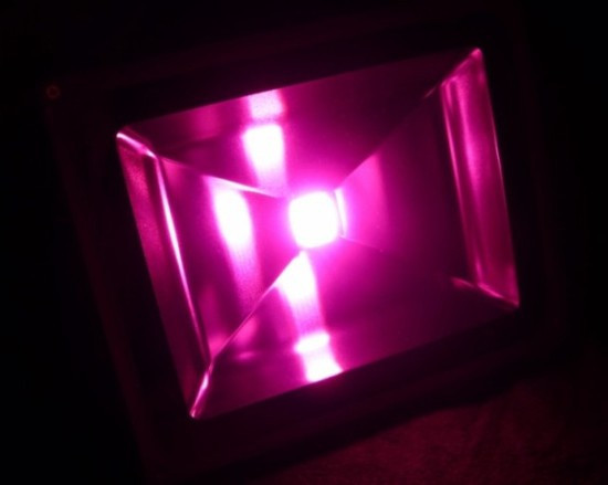 Фито прожектор для растений 50W (full spectrum led) Код.58583