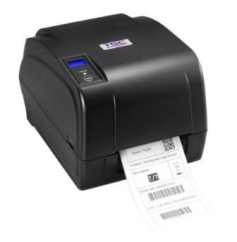 Принтер этикеток TSC ТА-310; USB 2.0+RS-232