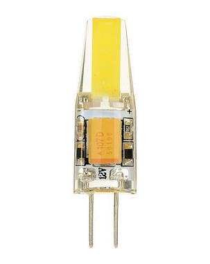 Светодиодная лампа Biom G4 3.5W 4500К 220V в силиконе Код.58697, фото 2