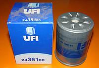 Топливный фильтр UFI 24.361.00 Ford scorpio sierra 2.3 D Fiat ducato