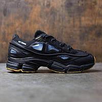 498fc62041a1 Мужские кроссовки реплика Adidas x Raf Simons Ozweego 2 Bunny Core Black