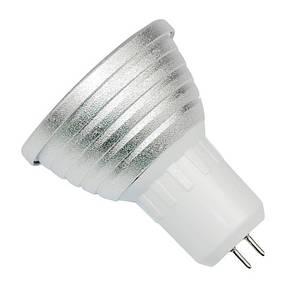 Светодиодная лампа Spot RGB MR16 G5.3 с пультом Код.58728, фото 2
