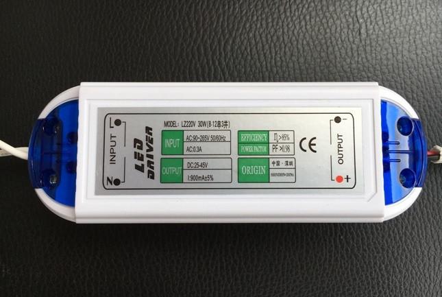 Драйвер для светодиодов LED-(8-12)х3W IP20 Код. 58729