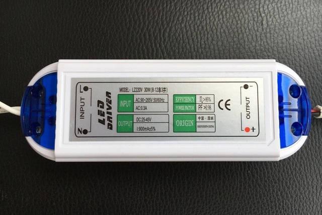 Драйвер для светодиодов LED-(8-12)х3W IP20 Код. 58729, фото 2