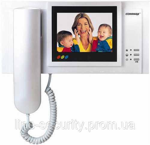 Видеомонитор Commax CDV-50 - Line Security в Черкассах