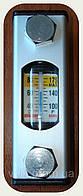 L=76 Указатель уровня с термометром