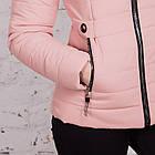 Стильная женская куртка на весну модель 2018 - (кт-239), фото 3