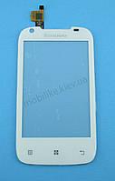 Сенсорный экран Lenovo A360 белый, фото 1