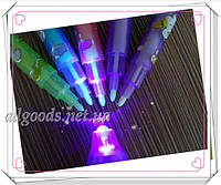 Ручка Шпионская с невидимыми чернилами + ультрафиолет