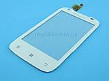 Сенсорный экран Lenovo A360 белый, фото 2