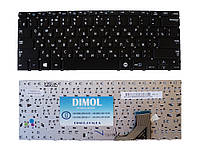 Оригинальная клавиатура для Samsung NP530V3, NP535V3, NP530U3, NP535U3, rus, black, без фрейма