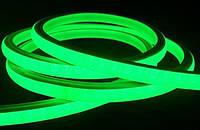 LED flex neon зеленый SL-001 SMD 2835/120 220V IP68 (1м) Код.58864