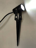 Светодиодный грунтовой светильник LM22 5W 6500К IP65 Код58911