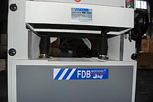 Рейсмусовый станок FDB Maschinen MB106H Рейсмус 630мм 7,5 кВт, фото 3