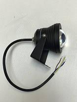Светодиодный фитопрожектор с линзой 10W 12V IP65 (full spectrum led) Код.58943, фото 3
