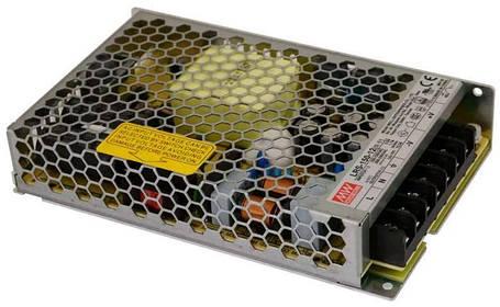 Блок питания Mean Well 12В; 12.5А; 150 Вт IP20 Код.59023, фото 2