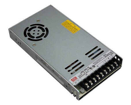 Блок питания Mean Well 12В; 29А; 348 Вт IP20 Код.59026, фото 2