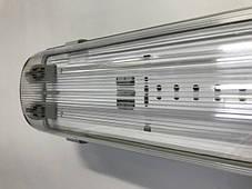 Светильник для растений 36W IP65 линейный (fito spectrum led) Код.59041, фото 3