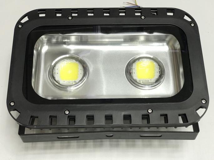 Светодиодный линзованый прожектор 100w 6500К IP65 Код.59060