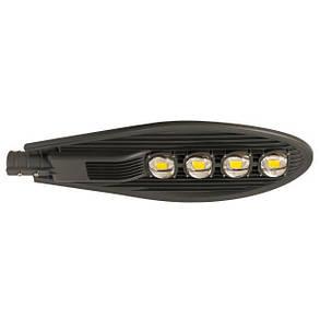 Уличный консольный светильник SL49-200 200W 4500K Люкс Код.59078, фото 2