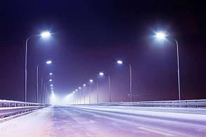 Уличный консольный светильник SL49-200 200W 4500K Люкс Код.59078, фото 3