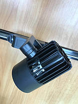 Трековый светильник на шинопроводе SL-4003 20W 6400К черный Код.58445, фото 3