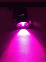 Светодиодный трековый фитосветильник SL-4003F 30W (full spectrum led) черный Код.59091, фото 2