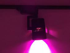 Светодиодный трековый фитосветильник SL-4003F 30W (full spectrum led) черный Код.59091, фото 3