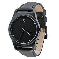 Часы Black на кожаном ремешке + доп. ремешок + подарочная коробка Z-4100141