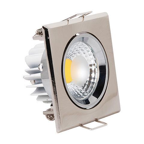 Светодиодный светильник Horoz HL678L 3W 2700K квадратный  Код.55903