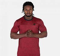 Roy T-shirt - Red/Black, фото 1