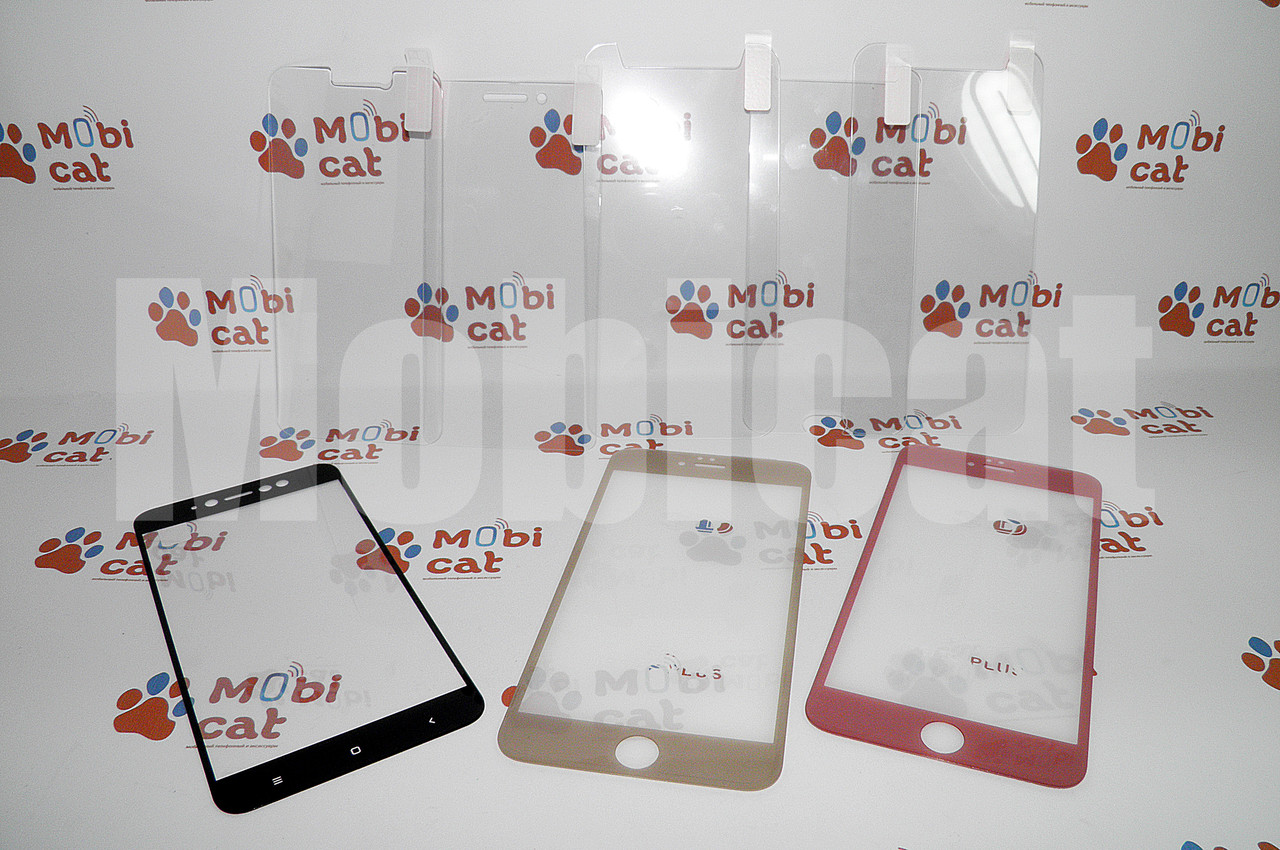 Защитное противоударное стекло для iPhone 5/iPhone 5S/iPhone SE