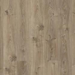 Винил Quick-Step Balance Click Дуб котедж коричнево-серый, фото 2